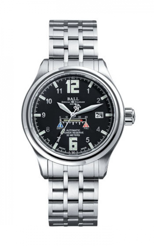 Ball Power Reserve Nm1056d-saj-bk