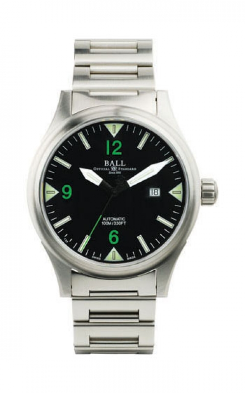 Ball Fireman Automatic Nm2090c-sj-bkgr