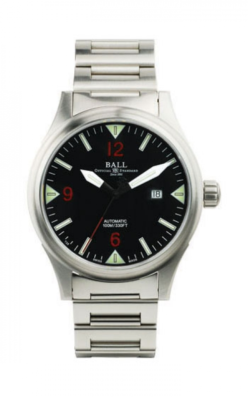 Ball Fireman Automatic Nm2090c-sj-bkrd