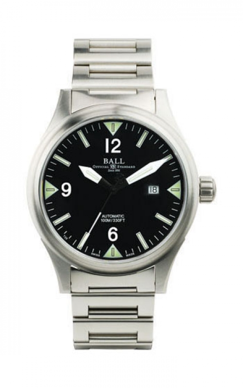 Ball Fireman Automatic Nm2090c-sj-bkbr 2