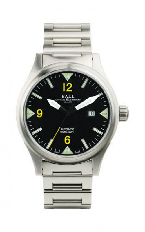 Ball Fireman Automatic Nm2090c-sj-bkye