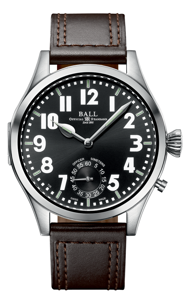 Ball Officer NM2038D-LJ-BKWH product image