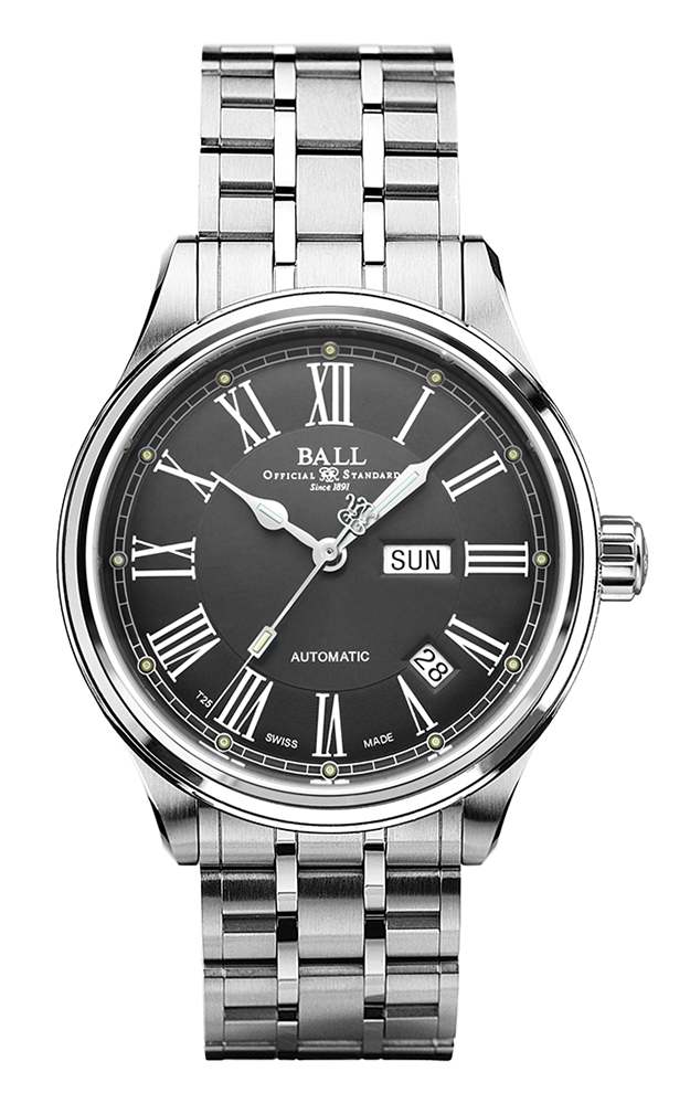 Ball Roman NM1058D-S4J-GY product image