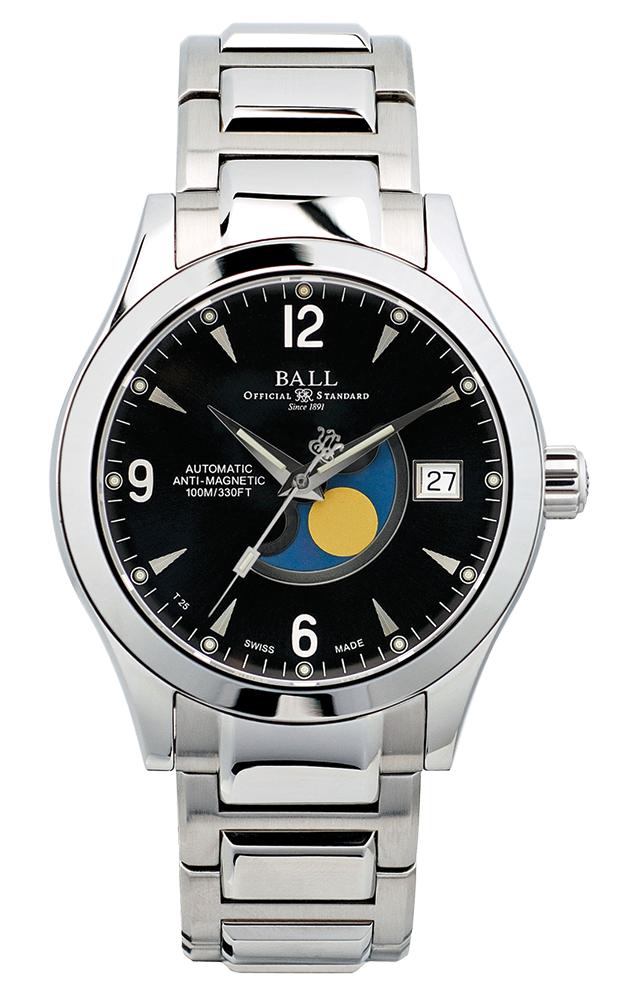 Ball Moon Phase NM2082C-SJ-BK product image