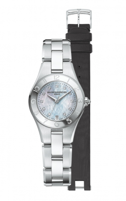Baume & Mercier Linea Watch 10011