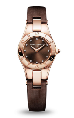 Baume & Mercier Linea Watch 10090 product image