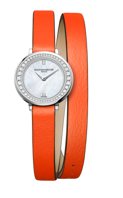 Baume & Mercier Promesse Watch M0A10290 product image