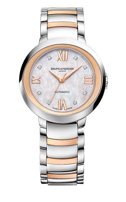 Baume & Mercier Promesse Watch M0A10239 product image