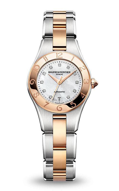 Baume & Mercier Linea Watch 10114 product image