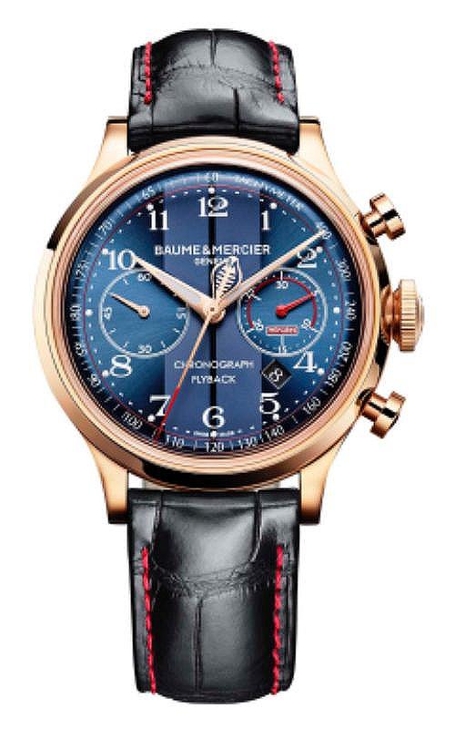 Baume & Mercier Capeland Watch 10233 product image