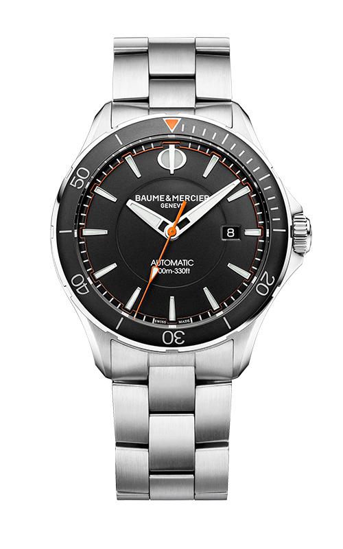 Baume & Mercier Clifton Watch MOA10340 product image