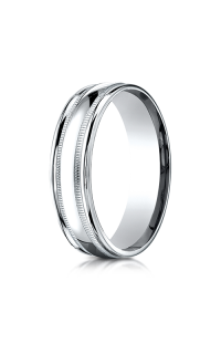 Benchmark Men's Wedding Bands of Benchmark Design Collection RECF760114KW
