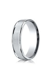 Benchmark Men's Wedding Bands of Benchmark Design Collection RECF7602S14KW