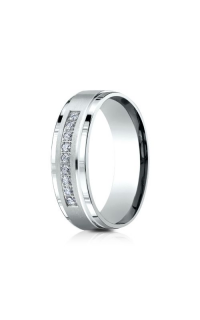 Benchmark Benchmark Diamond Women's Wedding Bands CF6738014KW