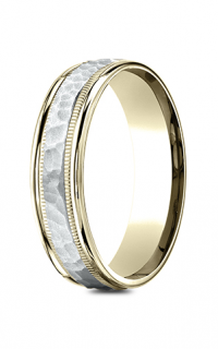 Benchmark Men's Wedding Bands of Benchmark Design Collection CF15630814KWY