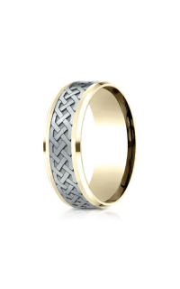 Benchmark Men's Wedding Bands of Benchmark Design Collection CF80836114KWY