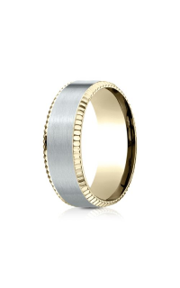 Benchmark Men's Wedding Bands of Benchmark Design Collection CF18852714KWY