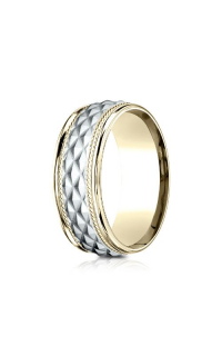 Benchmark Men's Wedding Bands of Benchmark Design Collection CF15804014KWY