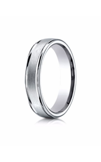 Benchmark Men's Wedding Bands of Benchmark Design Collection RECF7402S14KW