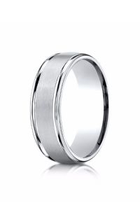 Benchmark Men's Wedding Bands of Benchmark Design Collection RECF7702S14KW