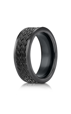 Forge Cobalt Wedding Band CF717869BKCC product image