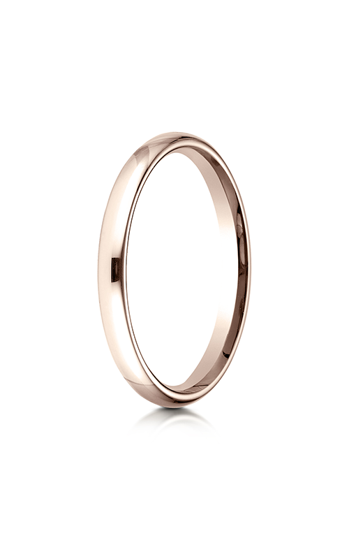 Benchmark Standard Comfort-Fit Wedding band LCF12514KR product image