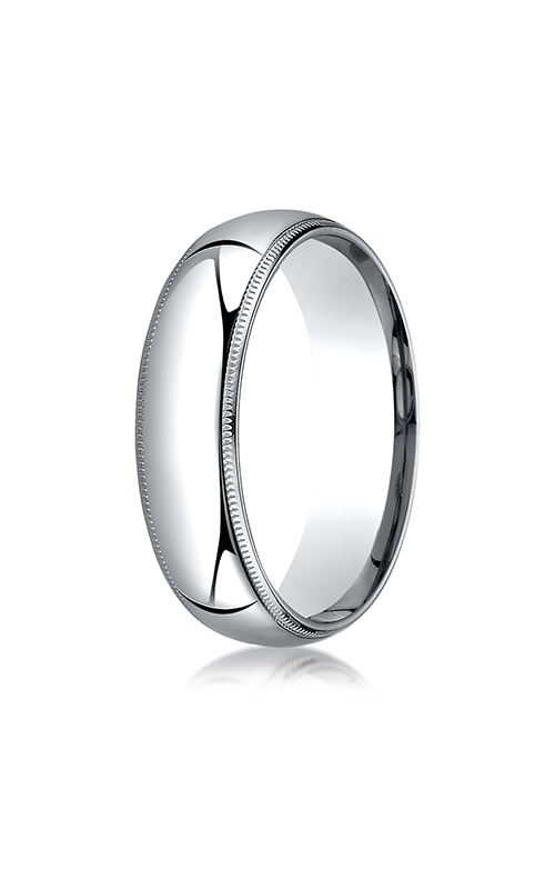 Benchmark Standard Comfort-Fit Wedding band LCF360PD product image