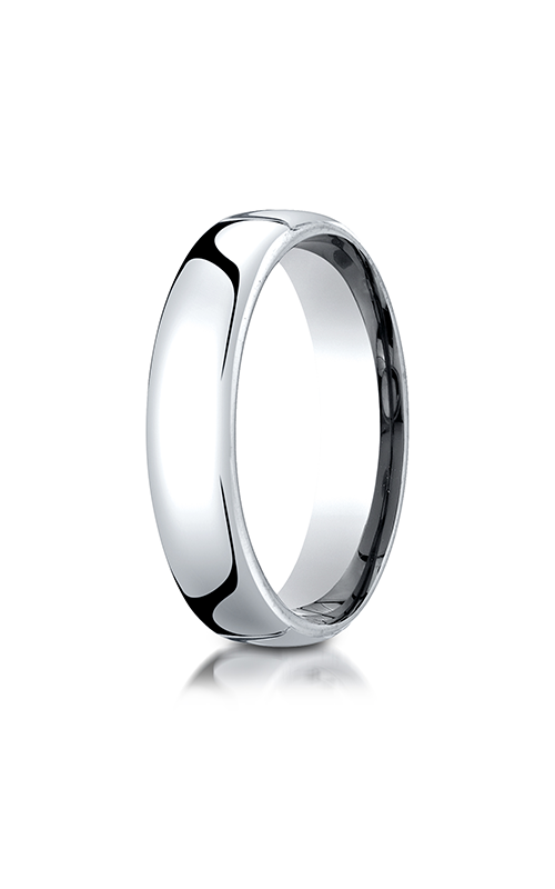 Benchmark Classic European Comfort-Fit Wedding Band PTEUCF155PT product image