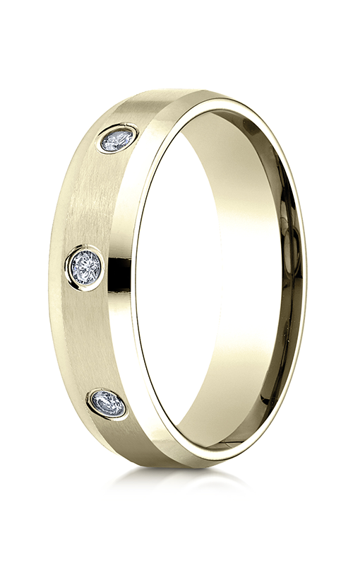 Benchmark Diamond wedding band CF526132HF14KY product image