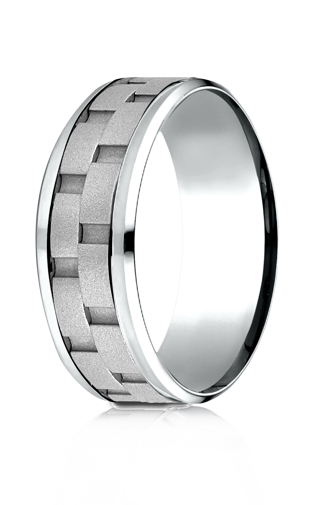 Forge Cobalt Wedding Band CF68943CC product image