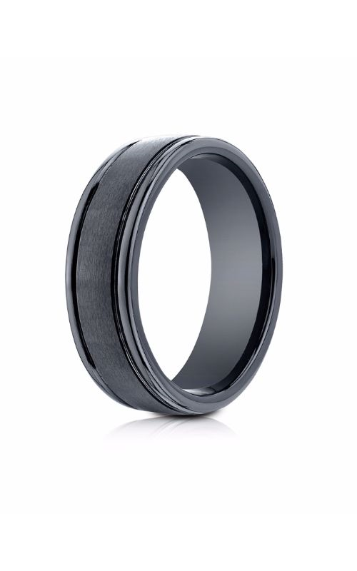 Forge Cobalt Wedding Band RECF7702SBKCC product image