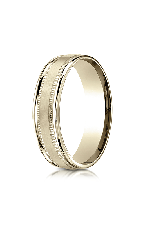 Benchmark Design wedding band RECF7601S18KY product image