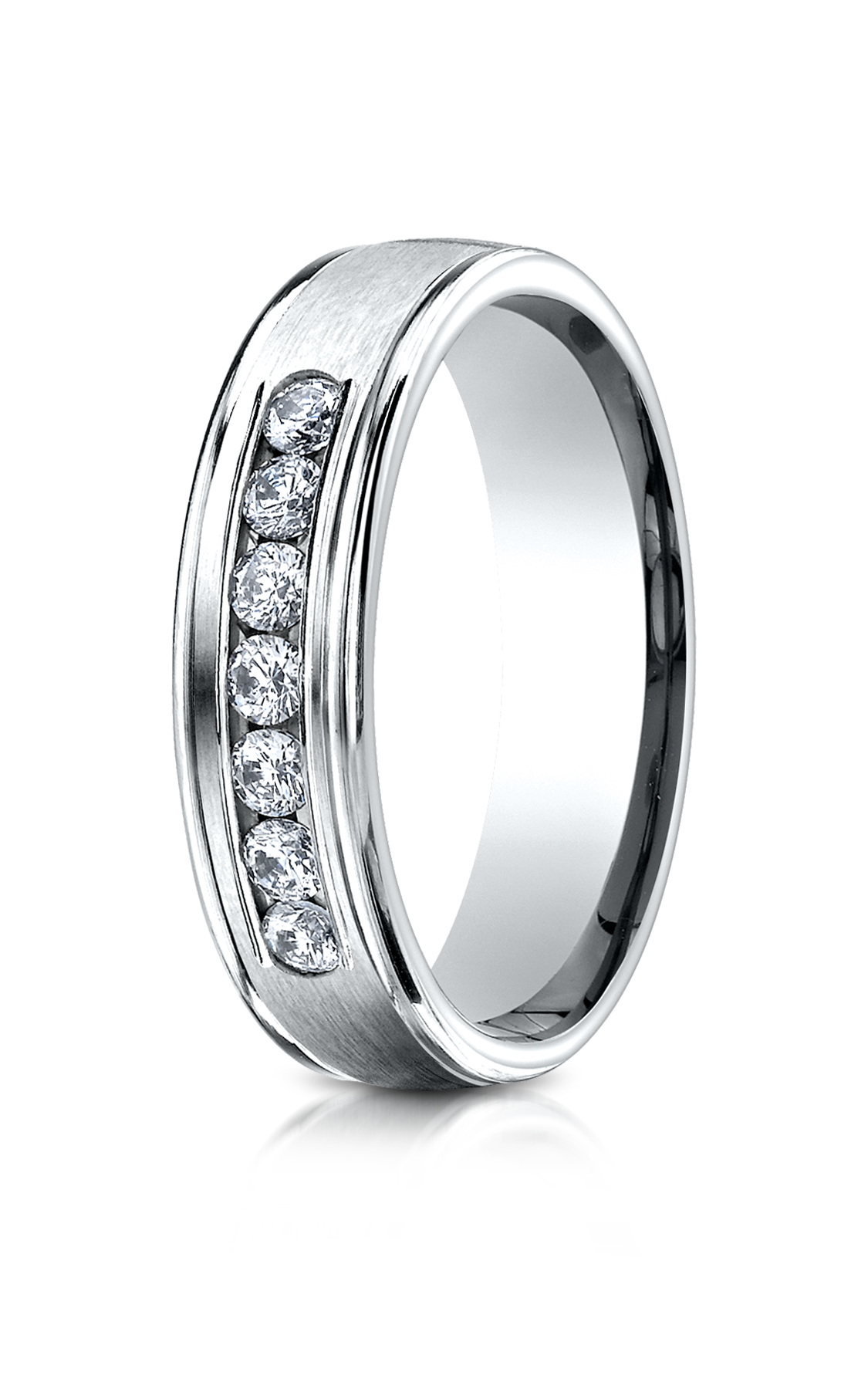 Benchmark Diamond Wedding band RECF516516PT product image