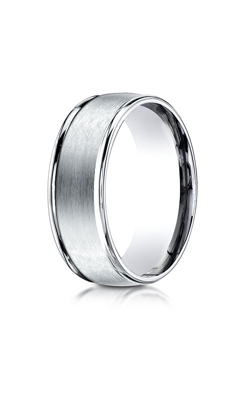 Benchmark Design Wedding band RECF7802S10KW product image