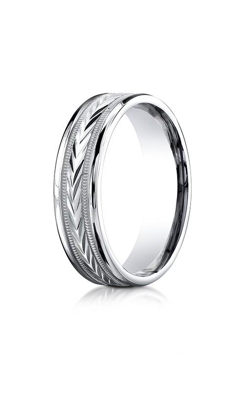 Benchmark Design wedding band RECF760318KW product image