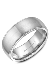 Bleu Royale Men's Wedding Bands RYL-005W85