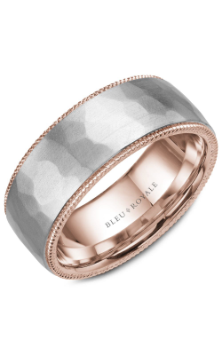 Bleu Royale Men's Wedding Band RYL-018WR85 product image