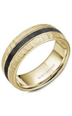 Bleu Royale Men's Wedding Band RYL-046Y8 product image