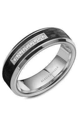 Bleu Royale Men's Wedding Band RYL-049WD7 product image
