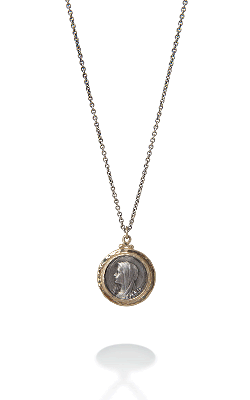 Brother Wolf Men's Necklaces KS6-14Y product image