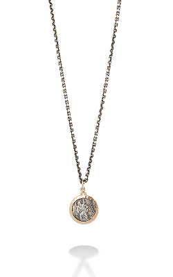 Brother Wolf St. Christopher Round product image