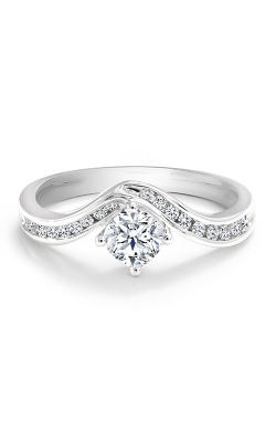 Canadian Rocks The Origins Engagement Ring CR-R132163/50CUW product image