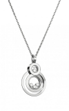 Chopard Happy Diamonds Pendant 799210-1001