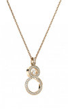 Chopard Happy Diamonds Pendant 799209-5003