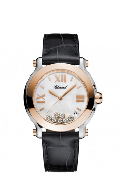 Chopard Happy Diamonds Watch 278492-9004 product image