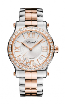 Chopard Happy Diamonds Happy Sport Medium Automatic Watch 278559-6004