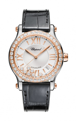 Chopard Happy Diamonds Happy Sport Medium Automatic Watch 278559-6003