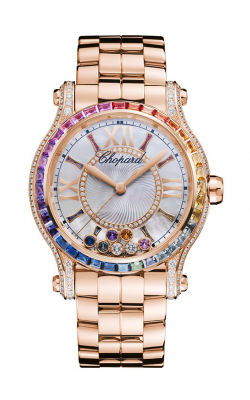 Chopard Happy Diamonds Happy Sport Medium Automatic Watch 274891-5008