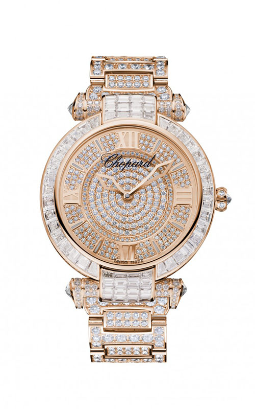 Chopard Hour and Minutes Watch 384239-5004 product image