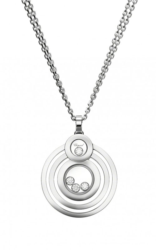 Chopard Happy Diamonds Necklace 799211-1001 product image